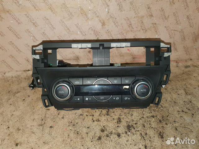 89530003204  Блок климата Mazda 3 BM мазда 3 бм