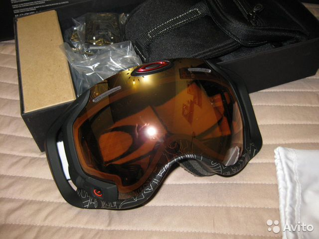 Oakley горнолыжные очки airwave 1.5