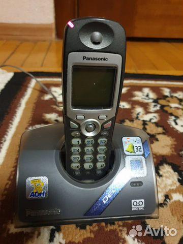 Радиотелефон Panasonic на 2 трубки 89142630574 купить 2
