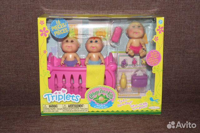 Коллекционные куклы Cabbage Patch купить 5