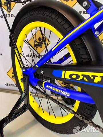 Детский велосипед 18 дюйма  89378221189 купить 3