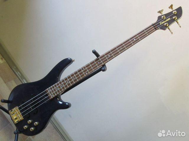 89025069832 Бас-гитара Fernandes FRB-75 (1990х Japan)