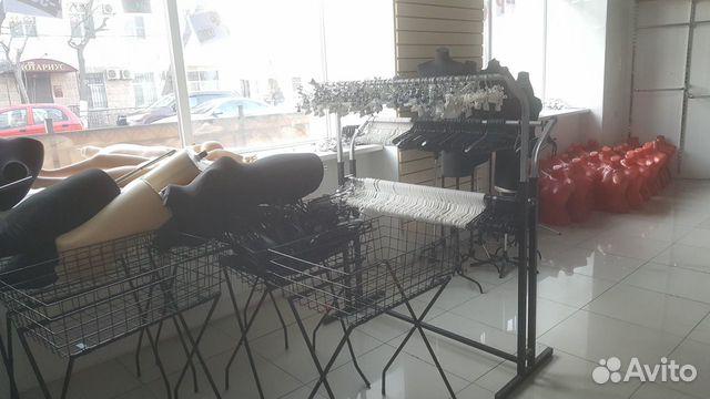 Сдам магазин одежды с оборудованием - центр города 89272829296 купить 9