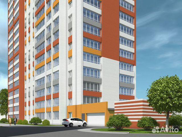 1-к квартира, 37.4 м², 4/17 эт. 89231669455 купить 4