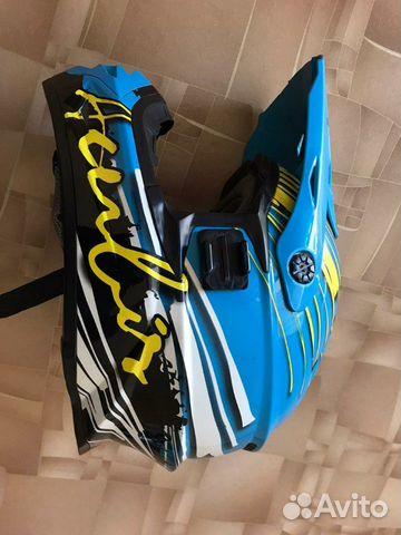 Шлем Acerbis X-Pro, Brush (крепл, GoPro) мотоэкип 89119787672 купить 1
