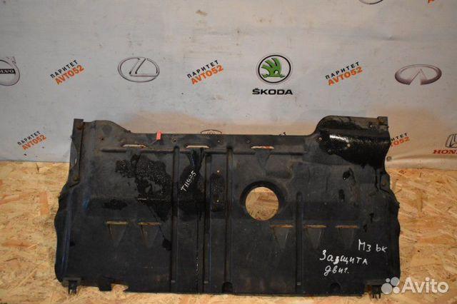 89307139175 Защита двигателя Mazda 3 BK LF 2003 - 2009