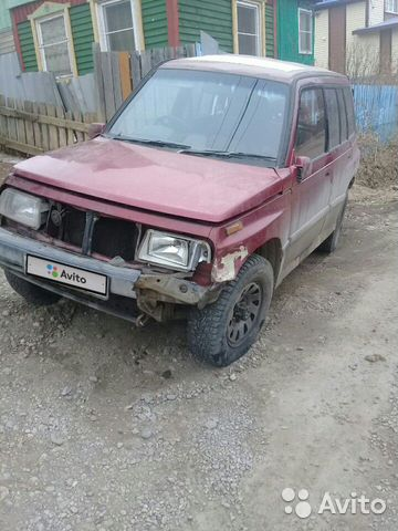 Suzuki Escudo, 1993 купить 3