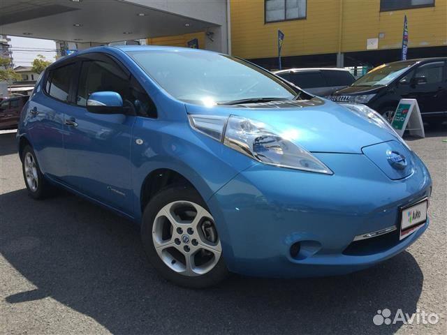 Nissan Leaf, 2013 купить 3