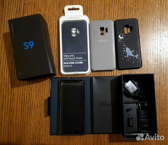 SAMSUNG galaxy S9 64GB  89962019496 buy 1