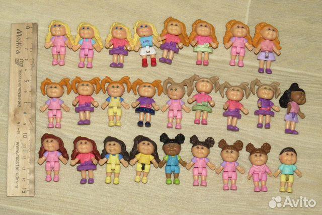 Коллекционные куклы Cabbage Patch купить 2