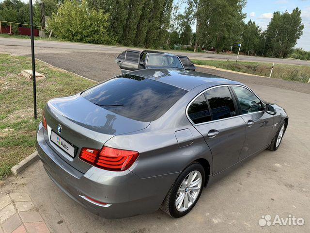 BMW 5 серия, 2014 89100408254 купить 4