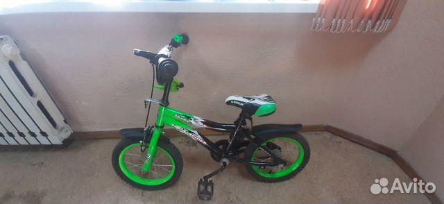 Cykel för barn/Ledare