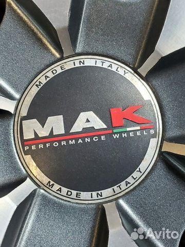 Диски MAK с резиной Nokian hakka black suv 89109104466 купить 1
