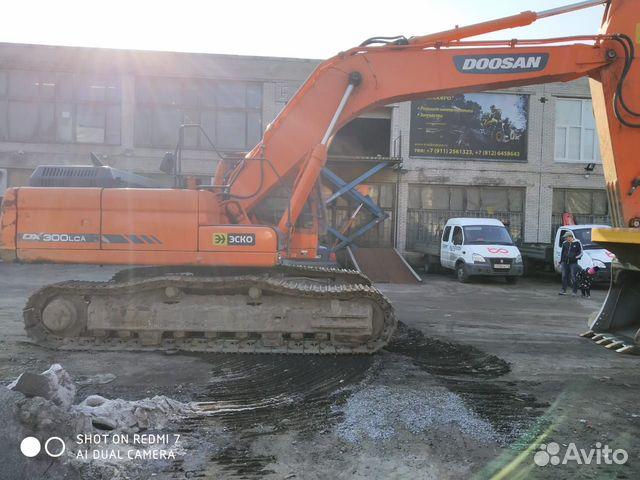 Гусеничный экскаватор Doosan DX300LCA 89219331319 купить 10