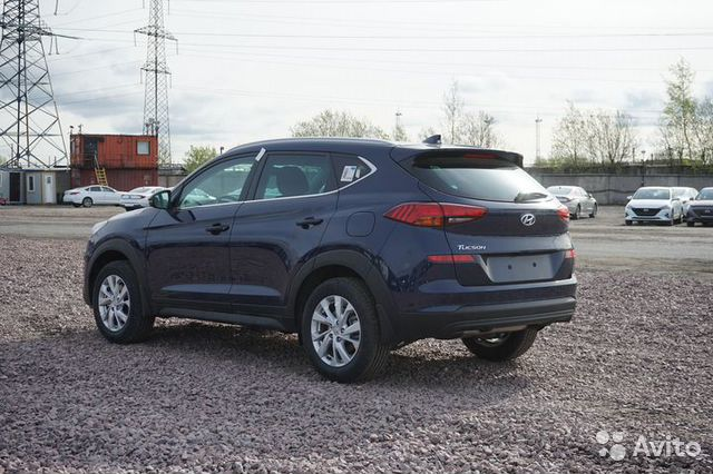 Hyundai Tucson, 2020 89118213178 купить 6