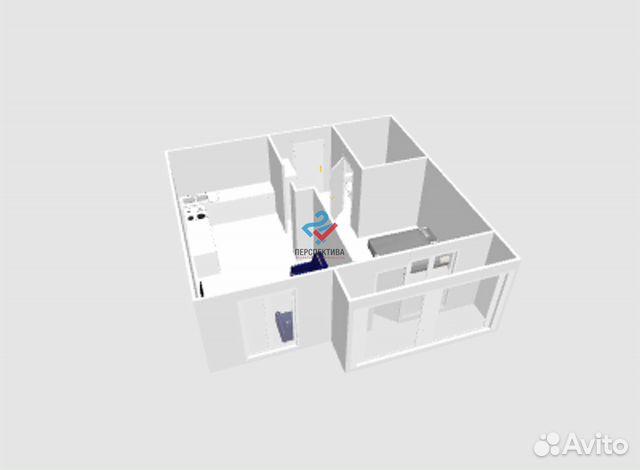 2-rums-lägenhet, 33.1 m2, 7/16 FL.