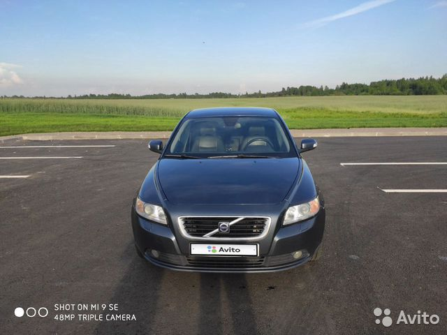 Volvo S40, 2007  купить 1