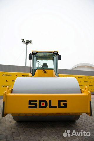 Каток дорожный sdlg RS8180 83512256037 купить 2