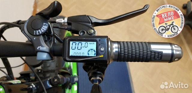 Elektrisk cykel är fatback 750 max
