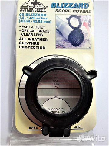 Защитная крышка для оптики от Butler Creek  89508432206 купить 5