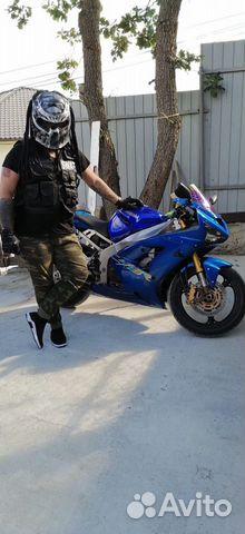 Kawasaki 636R купить 3
