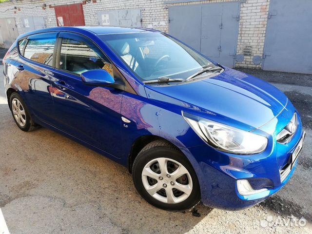 Hyundai Solaris, 2012 89630034423 купить 3
