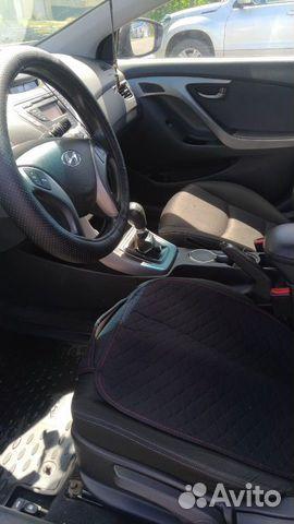Hyundai Elantra, 2012 89068198337 купить 6