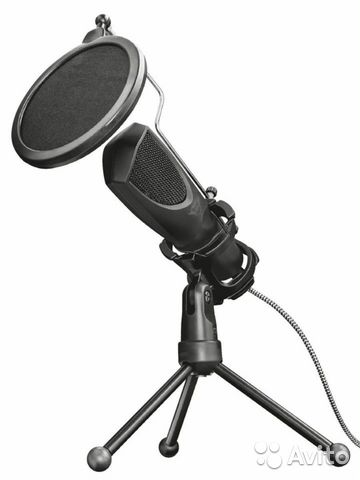 Микрофон Trust gxt232 Mantis  89129683921 купить 1