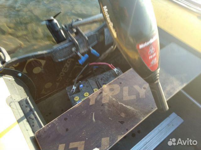 Продается лодка волна,с электромотором 89063747832 купить 4