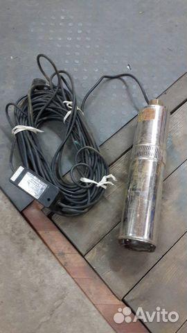 Глубинный насос электронасос Водолей бцпэ 0,5-32 У  89307274688 купить 3