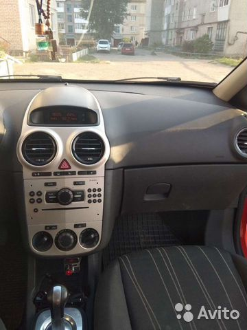 Opel Corsa, 2008  89617535670 купить 7