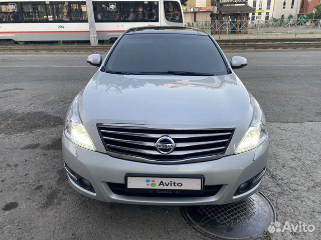 Nissan Teana, 2010  89343384468 купить 4