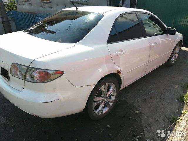 Mazda 6, 2005  89630049824 купить 3