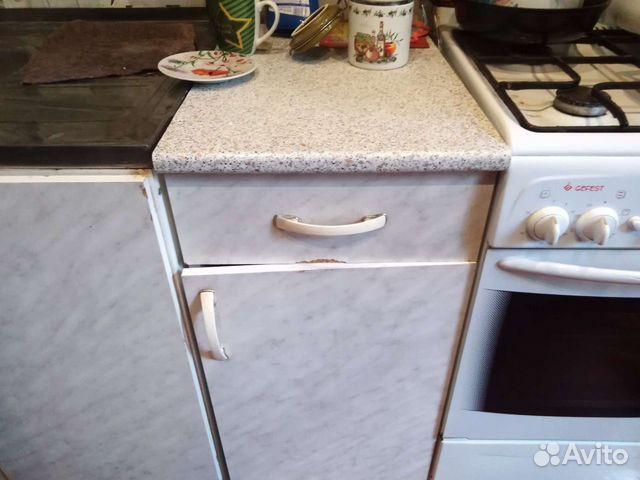 Продам кухню, 1 мойка и 1 тумбочка, навесная полка  89507625364 купить 2