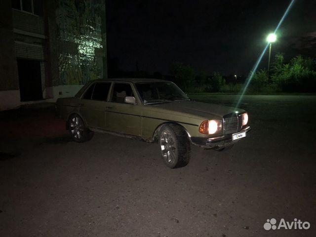 Mercedes-Benz W123, 1983  89063949176 купить 2