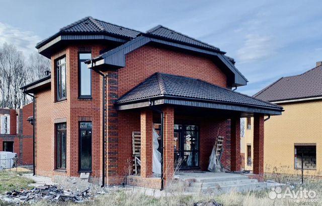 Дом 186 м² на участке 11 сот.