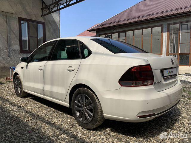 Volkswagen Polo, 2019  купить 1