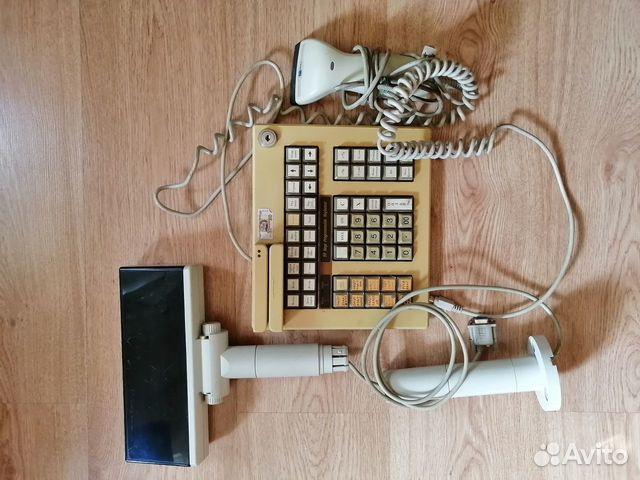Сканер, дисплей, клавиатура  89101990707 купить 1