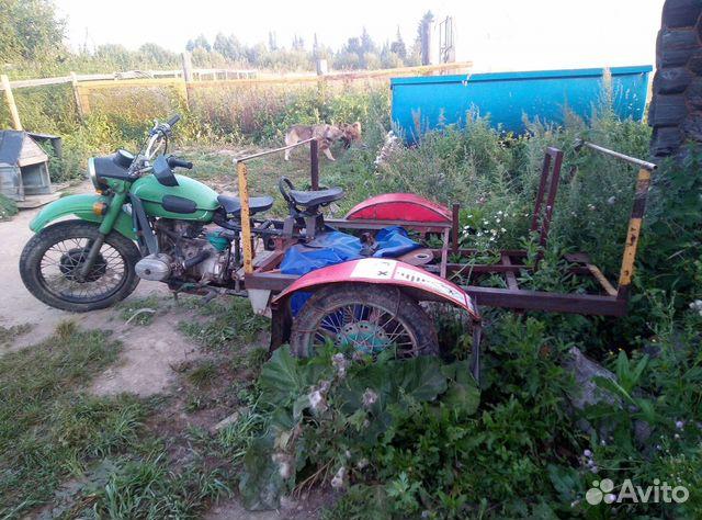 Мотоцикл Урал грузовой  89050741179 купить 1