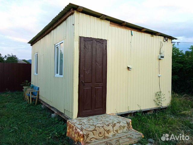 Дом 20 м² на участке 1 сот.  89381010095 купить 1