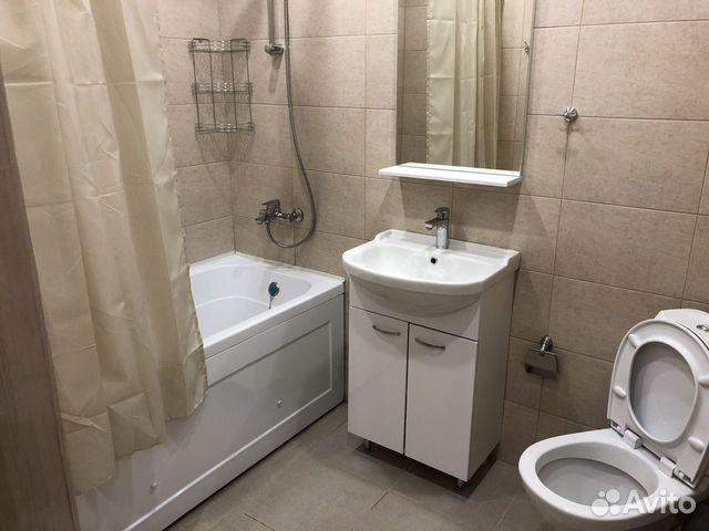 1-к квартира, 39 м², 18/22 эт.