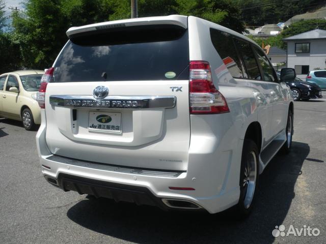 Toyota Land Cruiser Prado, 2015  89998820000 купить 10