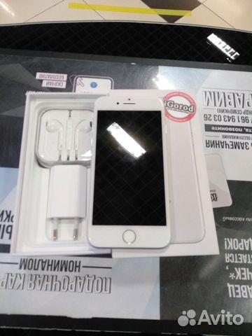 iPhone 8 Silver 256GB imei356759084137273 P07  89677777201 купить 1