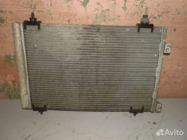Радиатор кондиционера Ситроен С4  89041755273 купить 2