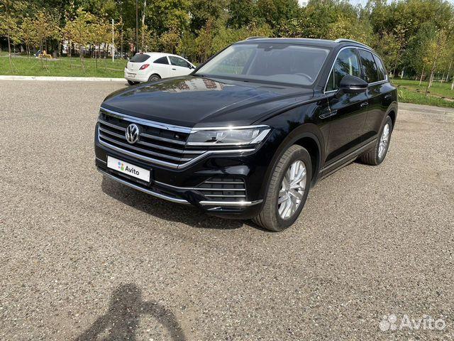 Volkswagen Touareg, 2018  89011531144 купить 1