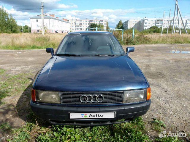 Audi 80, 1988  89065146251 купить 6