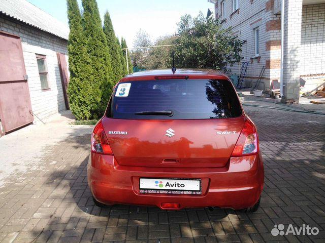 Suzuki Swift, 2007  89606361352 купить 3