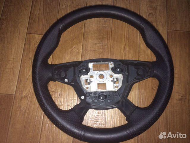 рулевое на форд фокус