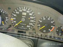 Датчик расхода воздуха М120 дорест. Mercedes w140