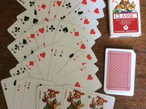 Игральные карты «пятник»